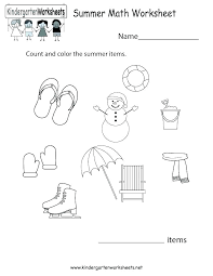 Kindergarten Season Worksheets For Image Printable Tally Chart Free ...