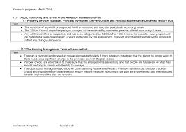 Asbestos Management Plan Flow Chart Dcc Asbestos Management Plan Pdf Pdf