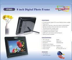 this stylish digital photo frame is a convenient image al that keeps fun and cherished memories at your fingertips with its bright and lcd screen