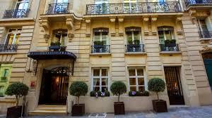 Hotel Des Champs Elysees Hotel Francois 1er Paris Official Site 4 Star Design