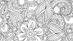 Abstract Coloring Pages Free Free Adult Coloring Page Example Free