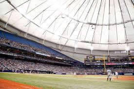 Rays To Reconfigure Tropicana Field Make Several