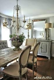 rustic dining room chandeliers circle chandelier