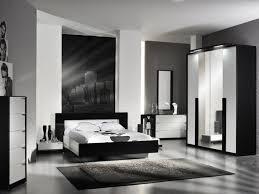 Image Dark Black And White Bedroom Brilliant Bedroom And Ottoman Design Black And White Bedroom Furniture Ideas Ediee Home Design