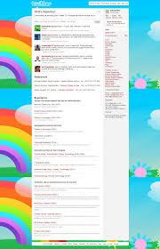 my creative twitter cv résumé john mclear twitter cv