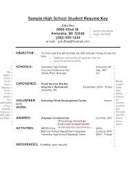 How To Write A Good Resume Delectable A Good Resume Template Good Resume Examples High School Students