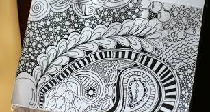 Pattern Drawing Ideas