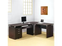 desk for home office. Types Of Desk Home Office Furniture Design L Shaped Dark Lovely Desks 3 Desktop Computers For