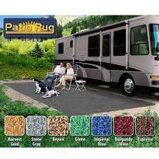 impressive rv patio mats 9x12 outdoor rugs area rv camping