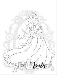 Barbie Face Coloring Pages Trustbanksurinamecom