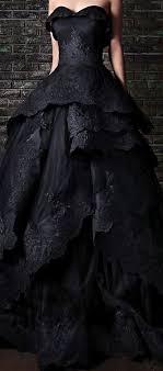 Pin by Ashley Spradley on Wedding ideas | Black wedding dresses, Gowns,  Pretty dresses