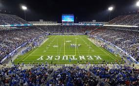 University Of Kentucky Stadium Seating Chart The University Of Kentucky Bucket List University Of
