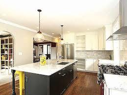 Shaker White Cabinets Maryland Kitchen Photos