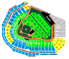 Fenway Park Concert Seating Chart With Seat Numbers Fenway Where To Sit Thread Pearl Jam Community Intended