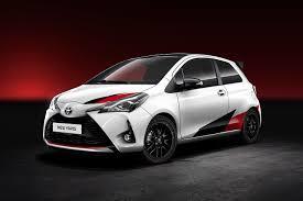 Toyota Yaris Sport hot hatch revealed | MOTOR