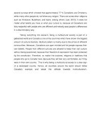 essay multiculturalism  3 several