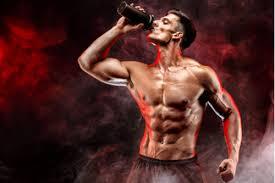 take whey protein supplement
