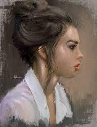 digital oil painting gallery