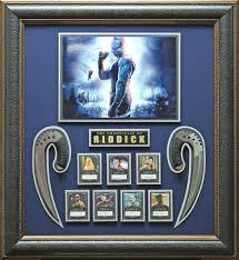 The Chronicles of Riddick Autographed Cast Display. | The chronicles of  riddick, It cast, Autograph