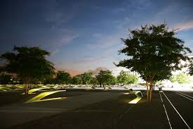 u s department of defense photo essay dawn arrives at the pentagon memorial sept 11 2014 a few hours