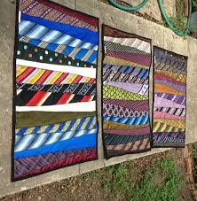 Best 25+ Necktie quilt ideas on Pinterest | Tie quilt, Dresden ... & Necktie Quilts - Find ties at www.thesalvationarmyhorrycounty.com Family  Stores Adamdwight.com