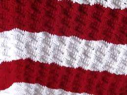 American Flag Crochet Pattern Best American Flag Using Wavy Shell Stitch YouTube