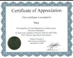 Certificate Of Appreciation Volunteer Work Volunteer Certificate Template Wsopfreechips Co