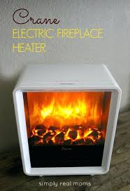 small electric fireplace heater furniture mini portable