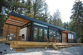 stylish modular home. Fashionable Design Ideas Prefab Modern Cabin Prairie Perch Karoleena Modular Homes Stylish Home L