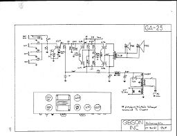 ga 25 at gibson eds 1275 wiring diagram wiring diagram Gibson Moderne ga 25 at gibson eds 1275 wiring diagram