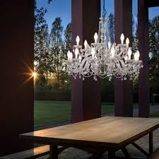 masiero drylight s18 led outdoor chandelier lighting home depot hfarm 18 luci amb chandelier large size