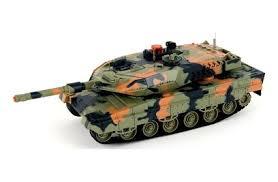 <b>Радиоуправляемый танк Huan Qi</b> Leopard 2A5 Infrared Battle Tank ...
