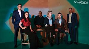you re not gonna f in tell me what my story is sam esmail nic pizzolatto and the hollywood reporter drama showrunner roundtable