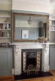 mirrors over fireplace mantels extraordinary 15 ways to style a mantel design sponge decorating ideas 7