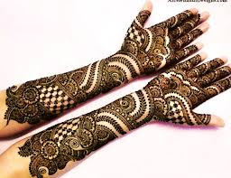 Full Hand Bridal Mehndi Designs Indian Wedding Bridal Mehndi Designs For Full Hands Front And Back