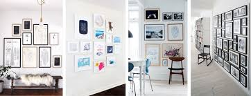 16 inspiring gallery wall ideas