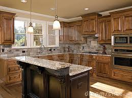 kitchen designs with 2 level islands photos | Luxury Kitchen Two Tier Island  Royalty Free Stock
