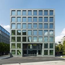 office facade. Stefan Müller Office Facade