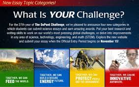 dupont essay contest dupont challenge science essay competition  dupont essay contest dupont challenge science essay competition com