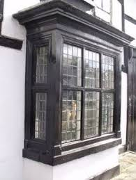 Windows for tudor style home
