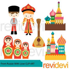 middle school russian resources culture russia clip art