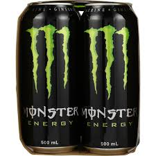monster energy can green.  Can Monster Energy Drink Image Left Side Inside Can Green T