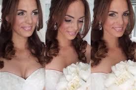 princess bride wedding hair make up costa del sol spain