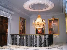Hallways And Stairs And Chandys Oh My Dollshousegrand - Dolls house interior