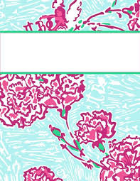 Binder Cover Page My Cute Binder Covers Cute Binder Covers Binder Cover