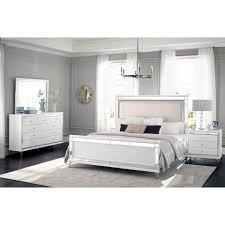 8 pcs White Bedroom set