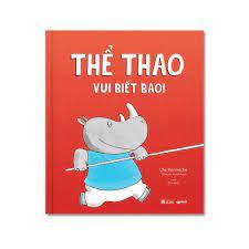 Sách - Thể Thao Vui Biết Bao - Truyện Thiếu Nhi