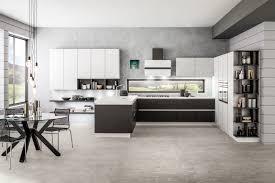 Legno Bianco Nero : Cucine bicolore l alternanza cromatica fa tendenza cose di casa