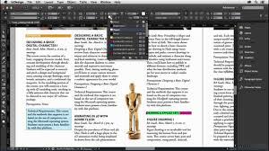 put a box around or behind a paragraph indesign secrets lynda com you