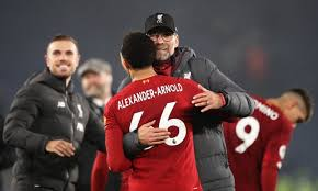 Reds thrash nearest rivals to extend lead. Leicester City 0 4 Liverpool Premier League As It Happened Football The Guardian